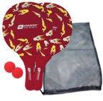 SCHILDKROT FUNSPORTS - Neoprene Beachball - Komplet do gry plażowej