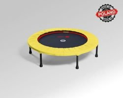GOFIT FIT 102 cm YEL - Trampolina fitness