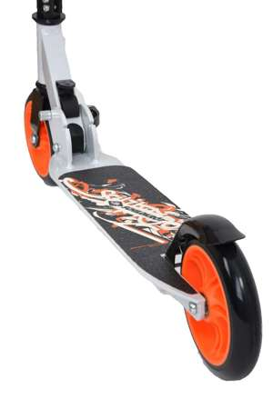 SCHILDKROT FUN WHEELS - CITY RUNABOUT 145mm ORANGE - Hulajnoga