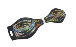 SCHILDKROT FUN WHEELS - WAVEBOARD GRAFFITI - Waveboard